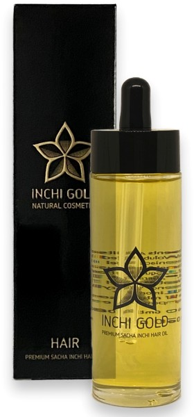 INCHI GOLD Hair Oil