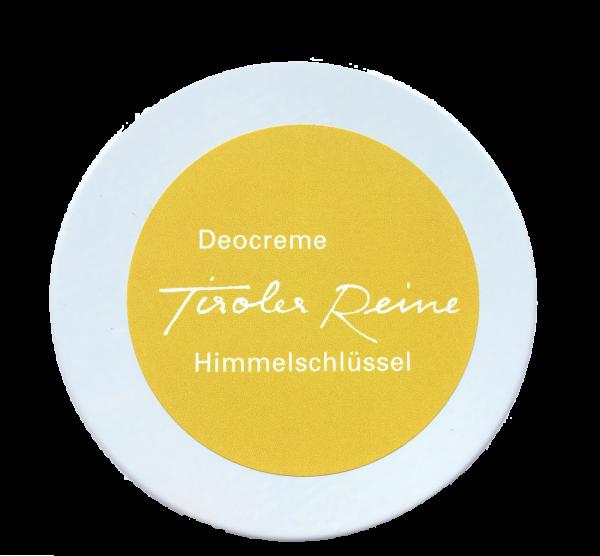Tiroler Reine Deocreme Himmelschlüssel