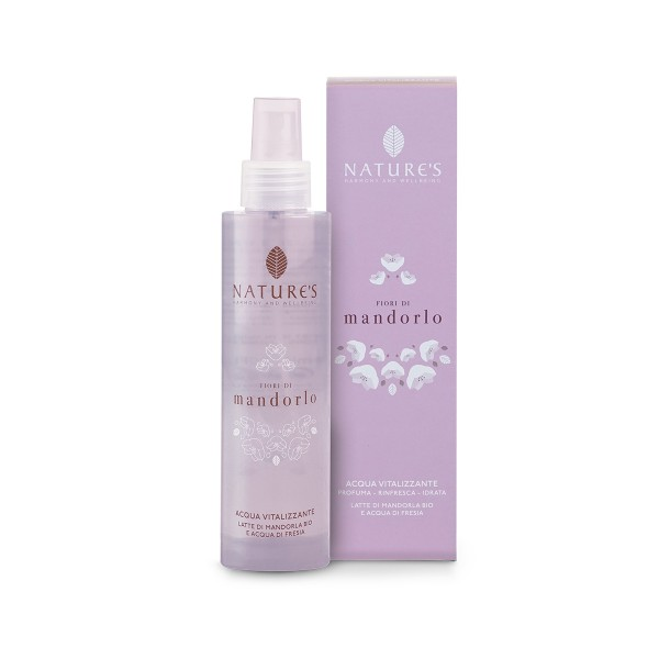 Nature's Fiori di Mandorlo Vitalizing Water
