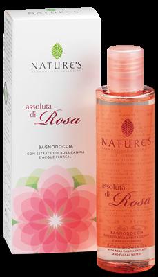 Nature's Assoluta di Rosa Bath & Shower Gel