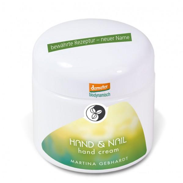 Martina Gebhardt Hand & Nail Cream