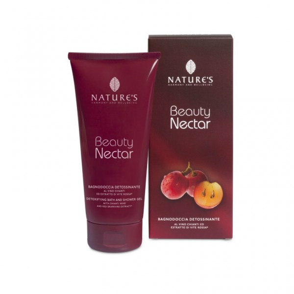 Nature's Beauty Nectar Bath & Shower Gel