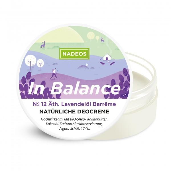 Nadeos Deocreme Lavendel