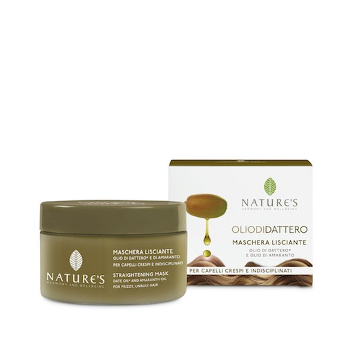 Nature's Olio di Dattero Straightening Mask