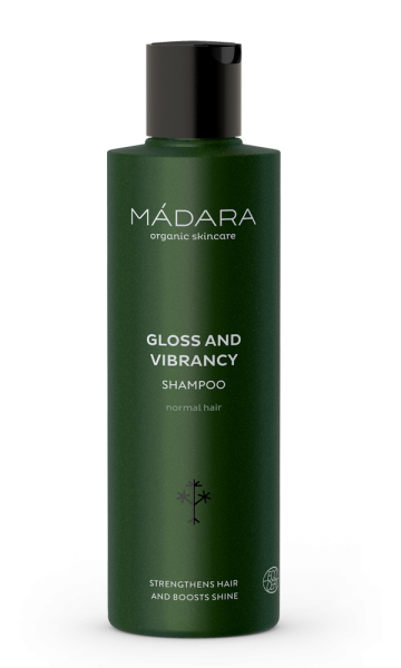 Madara HairCare Gloss and Vibrancy Shampoo