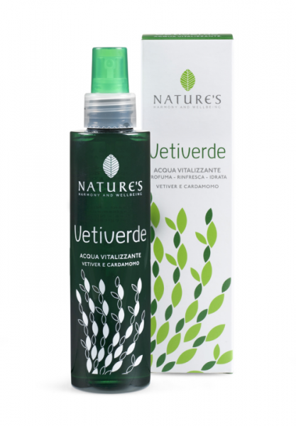 Nature's Vetiverde Vitalizing Water
