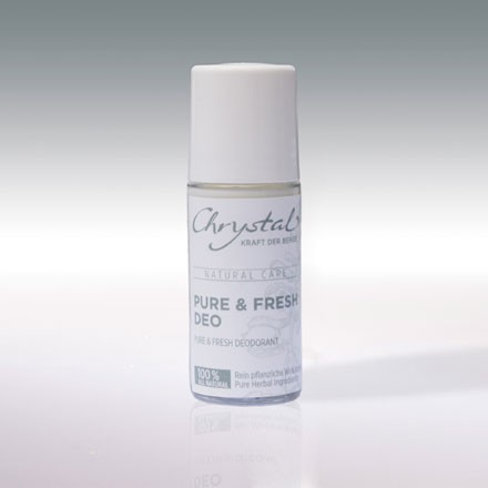 Chrystal Deo Pure & Fresh mit Salbei