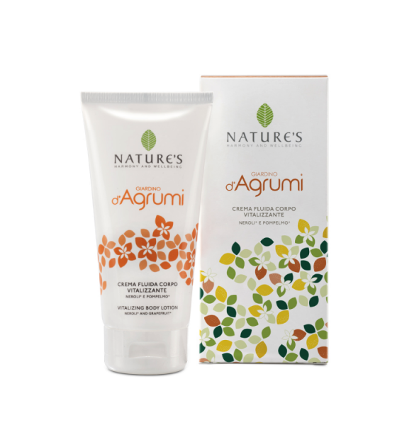 Nature's Giardino d Agrumi Vitalizing Bodylotion