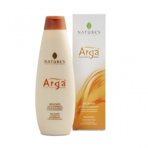 Nature's Arga Cleansing Milk