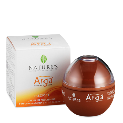 Nature's Arga Precious Toning Cream