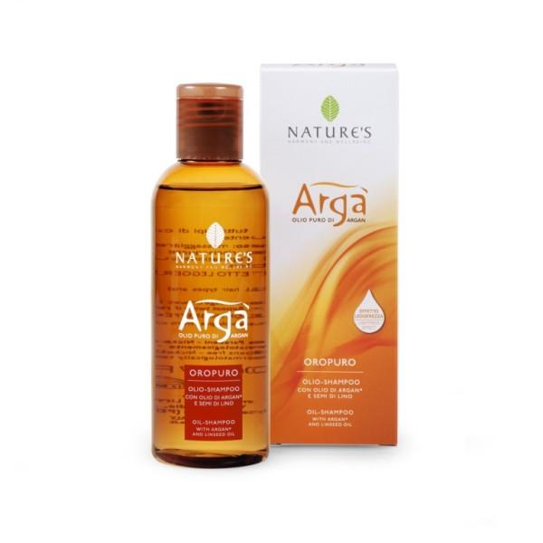 Nature's Arga Ölshampoo