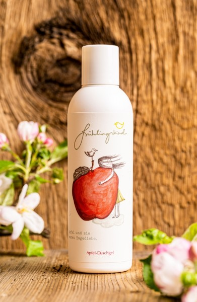 Frühlingskind Duschgel Apfel