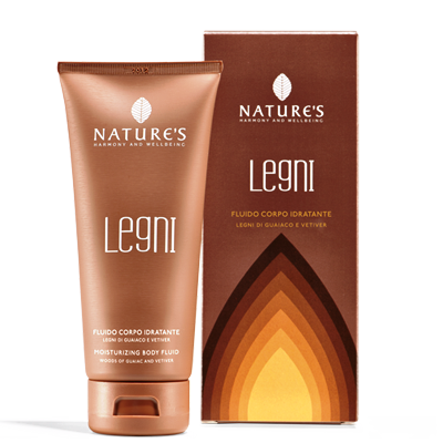 Nature's Legni Moisturizing Body Fluid