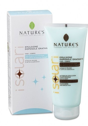 Nature's After Sun Emulsion Face & Body