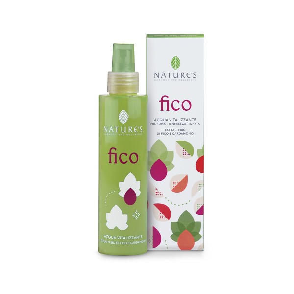Nature's Fico Vitalizing Water