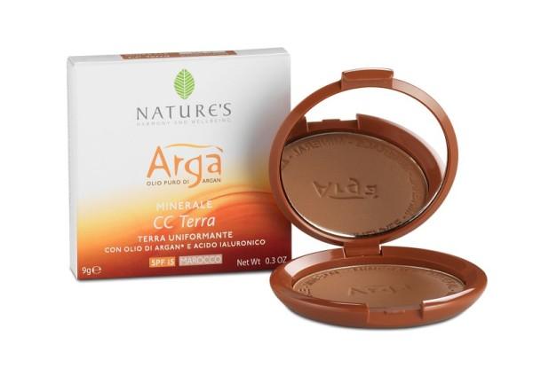 Nature's Arga CC Bronzer Marocco  SPF15
