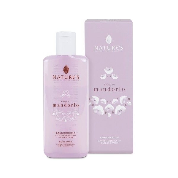 Nature's Fiori di Mandorlo Body Wash