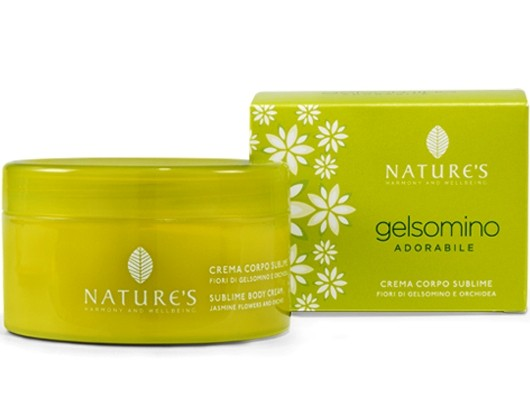 Nature's Gelsomino Adorabile - Sublime Body Cream