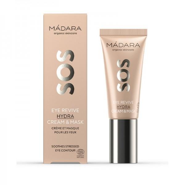 Madara Eye Revive Hydra Cream & Mask
