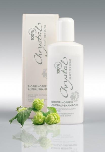 Chrystal Natural Beauty Biopir Hopfen-Aufbau Shampoo