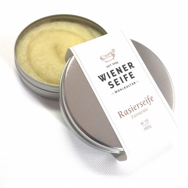 Wiener Seife Rasierseife Farniente, handgemacht
