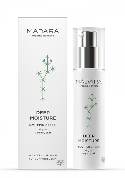 Madara Deep Moisture Nourish Cream