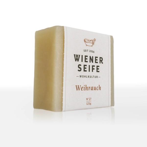 Wiener Seife Weihrauch Nr°27
