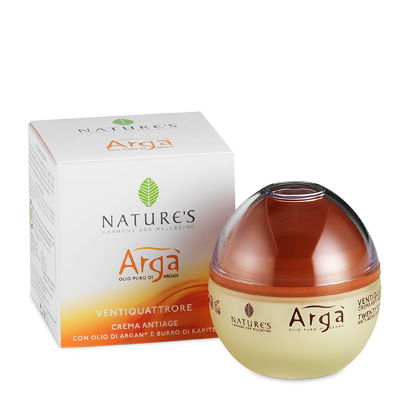 Nature's Arga 24 Hours Antiaging Cream