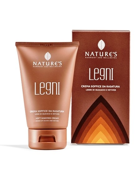Natures Legni Soft Shaving Cream