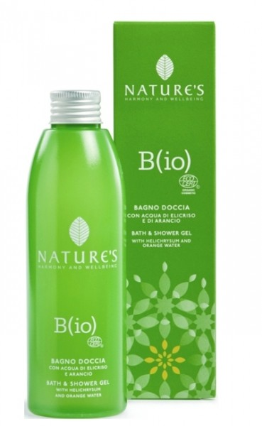 Nature's Bio Shower Gel
