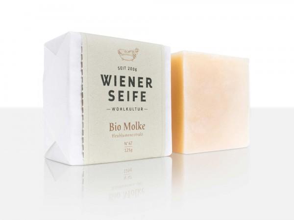 Wiener Seife Bio Molke N° 47, handgemacht