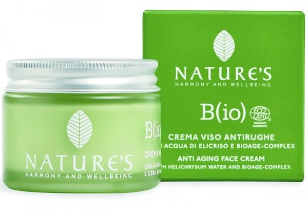 Nature's Bio Antiaging Face Cream