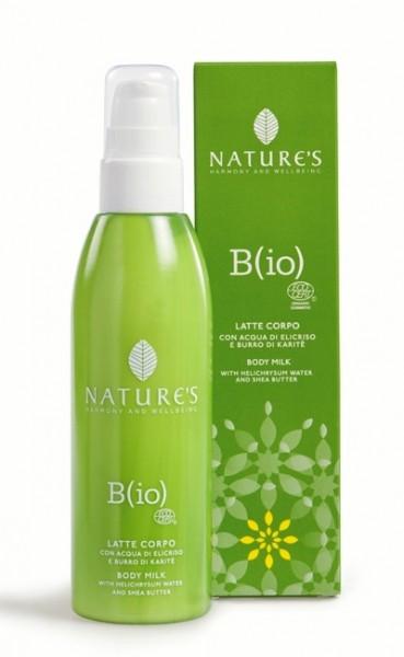 Nature's Bio Body Milk