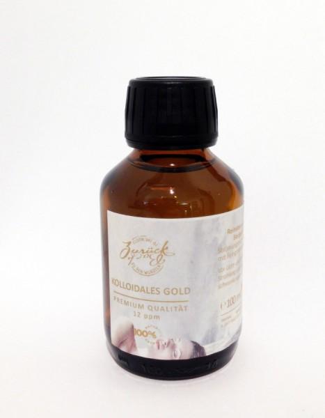 Chrystal Kolloidales Gold 12ppm