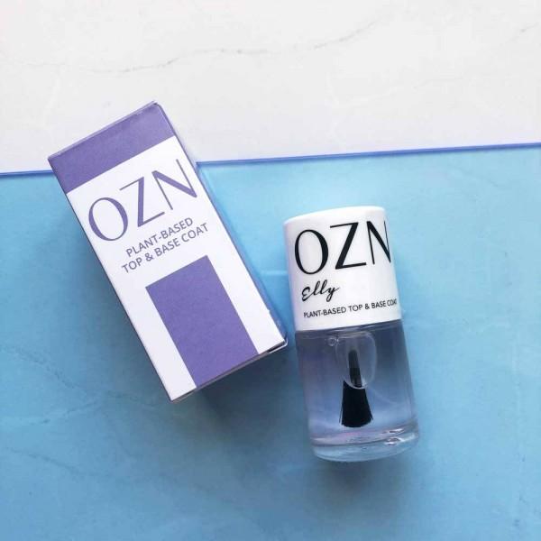 OZN Elly - Pflanzenbasierter Top & Base Coat