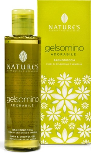 Nature's Gelsomino Adorabile - Shower Gel