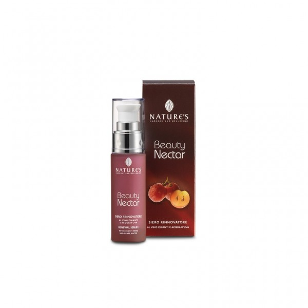 Nature's Beauty Nectar Renewal Serum