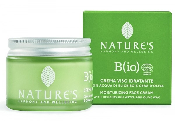 Nature's Bio Moisturizing Face Cream