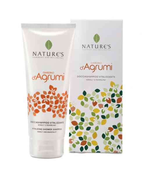 Nature's Giardino d Agrumi Vitalizing Shower Shampoo