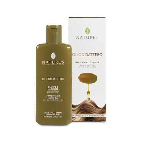 Nature's Olio di Dattero Straightening Shampoo