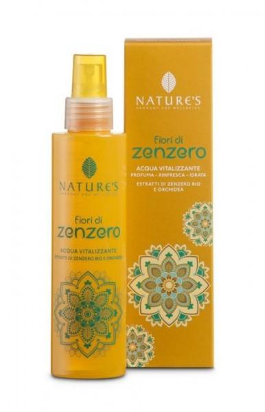 Natures Fiori di Zenzero Vitalizing Water