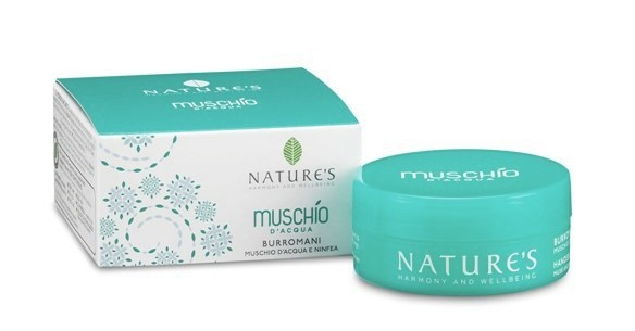 Nature's Muschio d Acqua Handsbutter
