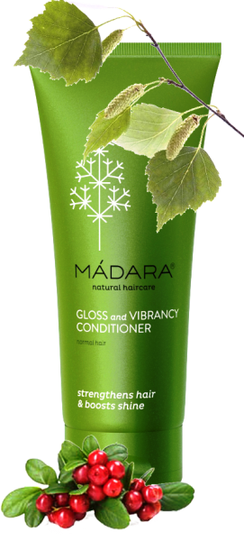 Madara HairCare Gloss and Vibrancy Conditioner