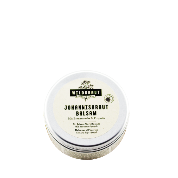 Wildkraut Johanniskraut Balsam