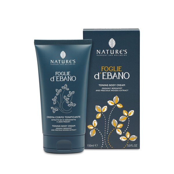 Nature's Foglie d'Ebano Bodycream