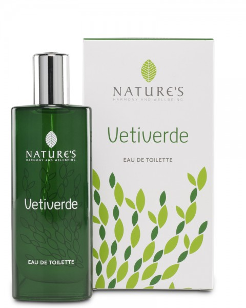 Nature's Vetiverde Eau de Toilette