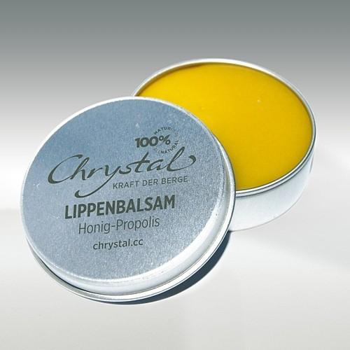 Chrystal Lippenbalsam Honig-Propolis