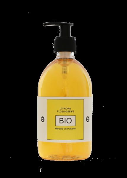 Walde BIO Flüssigseife Zitrone