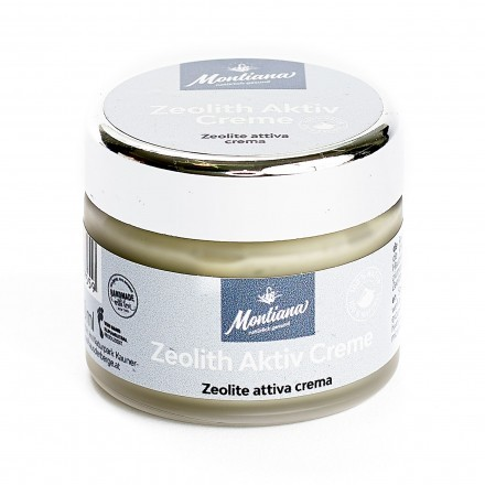 Montiana Zeolithcreme mit Propolis - Aktivcreme Anti - Irritativ