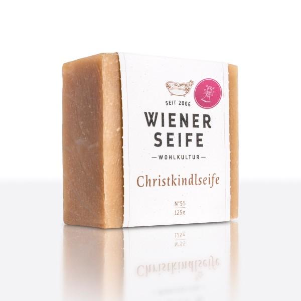 Wiener Christkindlseife Nr.55 125g